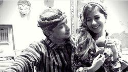 Buat Meisya Siregar, Romantis Itu Ketika Rambut Dicatok Suami