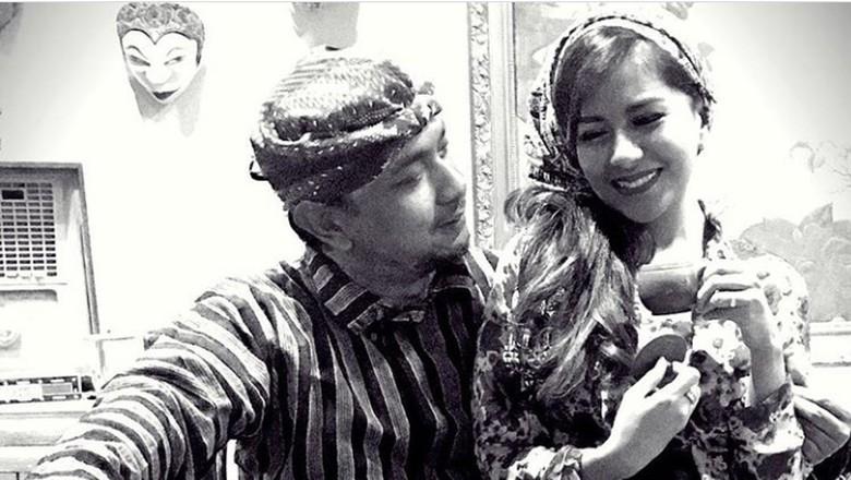 Buat Meisya Siregar, Romantis Itu Ketika Rambut Dicatoki Suami/Foto: Istimewa