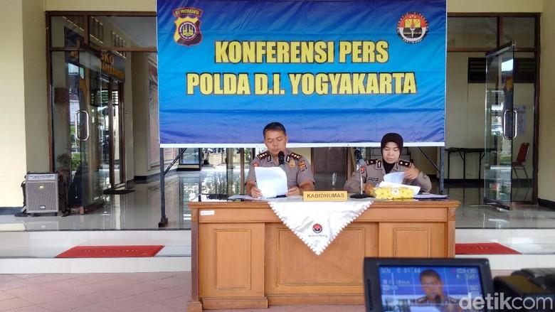 Selama Masa Libur Akhir Tahun, Polda DIY Tilang 2.452 Pengendara