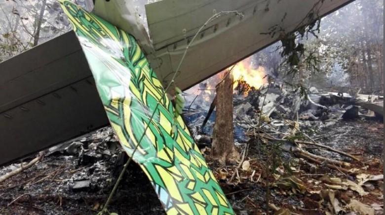10 Warga Amerika Tewas Akibat Kecelakaan Pesawat di Kosta Rika