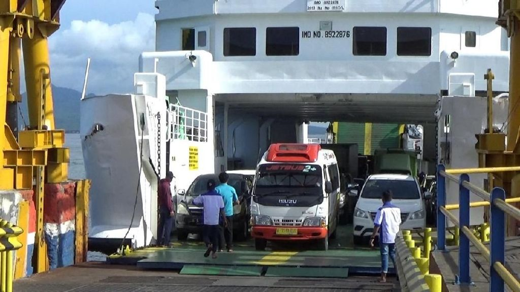 Layanan Ferry Lombok-Bali Kembali Dibuka Pasca Gempa