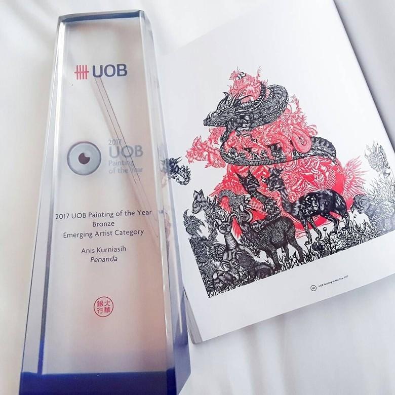 Menang di Penghargaan UOB 2017 Jadi Pengalaman Berharga Anis Kurniasih