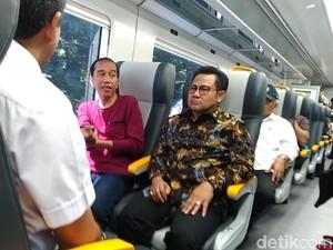 Cak Imin Ikut Peresmian Kereta Bandara, Politikus PDIP: Jokowi Style
