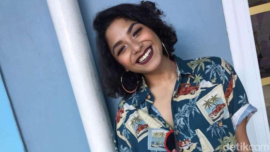 Pernah Merasa Terjatuh 2017, Nadine Waworuntu Tetap Tersenyum