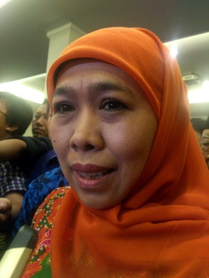 Dampingi Jokowi, Khofifah: Masih Ada Kewajiban yang Harus Dipenuhi