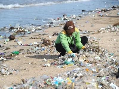 Ini Kata Peneliti Soal Sampah di Bali