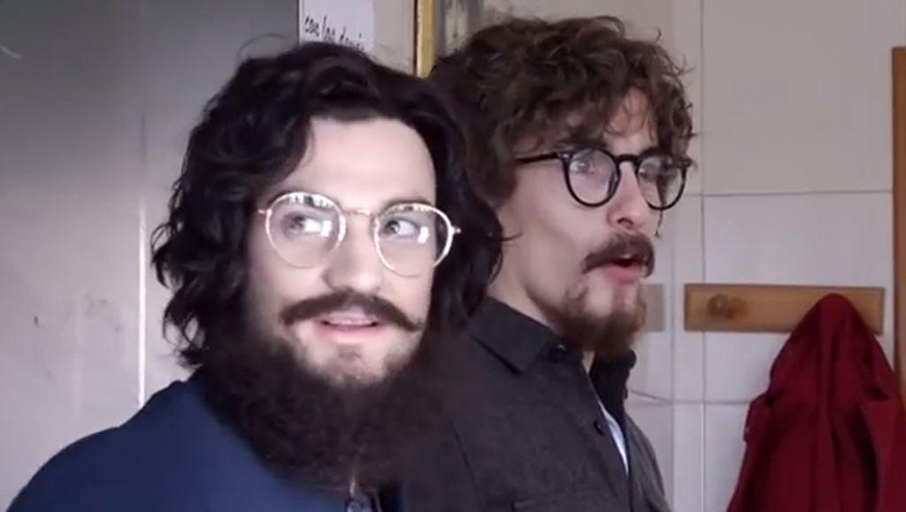 Kocak, Marquez dan Pedrosa Pura-pura Jadi Guru Matematika SD