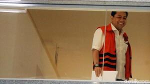 Kepuasan Setya Novanto Pasca Reshuffle Kabinet Jokowi
