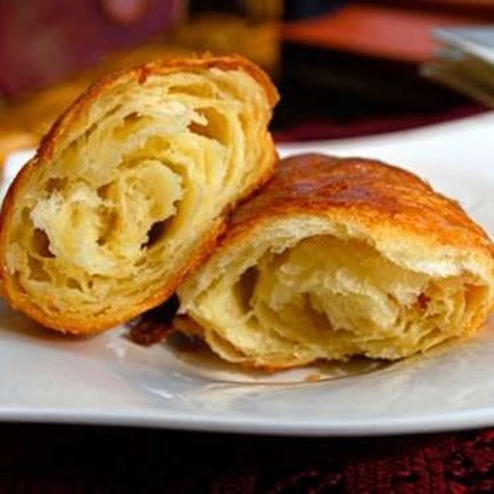 Selanjutnya adalah croissant dari The Little Chef, Princeton. Di toko ini croissant dijual dalam berbagai rasa mulai dari original, almond, cokelat dan selai raspberry. Foto: Istimewa