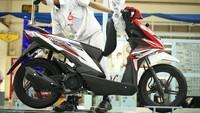 Filipina Mau Produksi Honda BeAT Sendiri, Setop Impor dari Indonesia?