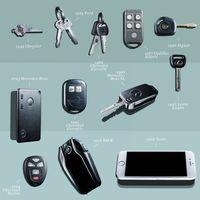 Evolusi Kunci Mobil Dari Masa Ke Masa