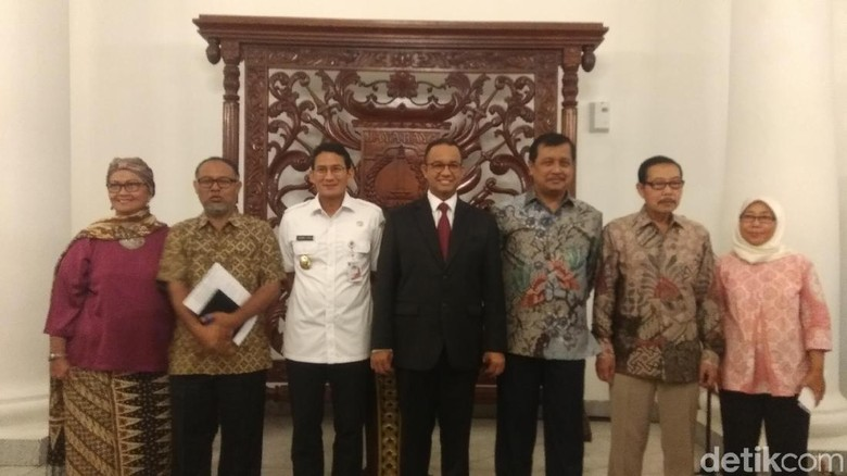 Fokus Anies-Sandi Cegah Korupsi: KPK Ibu Kota hingga Jakarta Satu