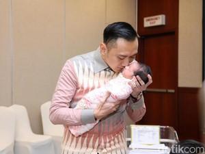 Mengintip Gaya Kulineran Mischa Chandrawinata Hingga Ibas Yudhoyono