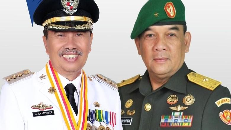 PKS Juga Usung Syamsuar- Brigjen Edy di Pilgub Riau