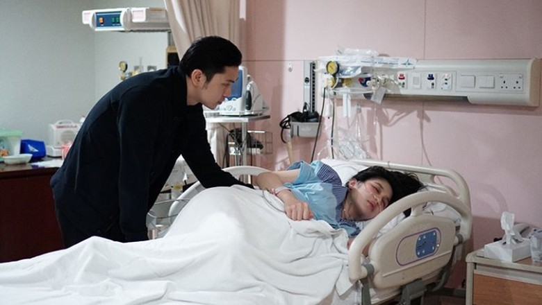 Sandra Dewi melahirkan (Foto: Instagram Sandra Dewi)