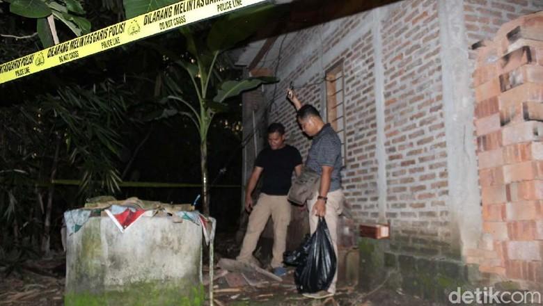 Kuburan Bayi Ditemukan di Samping Rumah Warga di Boyolali