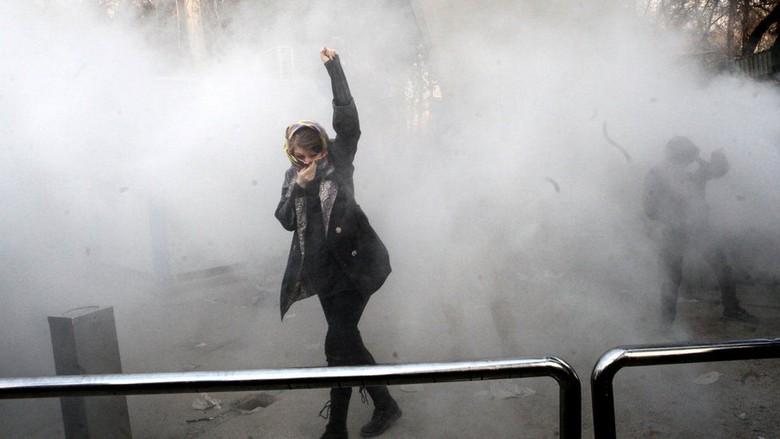 Di Balik Gelombang Protes Iran: Ketidakpuasan pada Pemerintahan Mullah