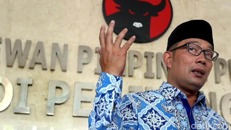 PKB Tak Masalah Ridwan Kamil Pedekate ke PDIP