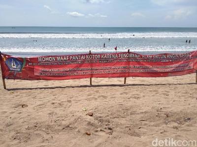 Saat Bali Meminta Maaf Soal Fenomena Sampah di Pantai