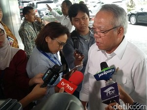 Menteri PUPR Resmikan Rusunawa Rp 31 M di Bayat