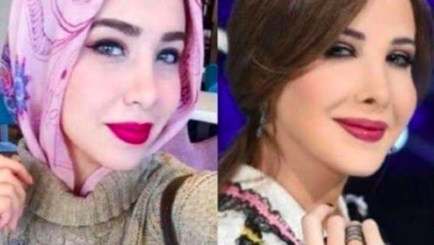 Hijabers Ini Viral karena Sangat Mirip dengan Penyanyi Lebanon