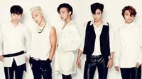 Di tahun ini para personil masih berfokus pada perkembangan karir solo mereka, tapi sepertinya di tahun 2014 ini menjadi tahun kejayaan untuk Taeyang. Lagu Taeyang yang bertajuk Eyes, Nose, Lips yang merupakan ciptaanya sendiri berhasil membuat dirinya masuk ke dalam list Top 200 di Billboard Amerika.
