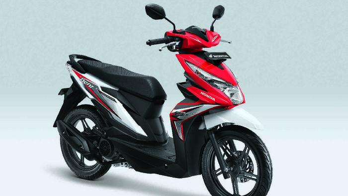 Perawatan CVT Honda BeAT