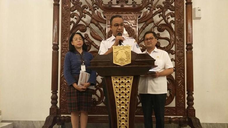 Gencarkan Vaksinasi Difteri di DKI, Anies akan Gandeng Bio Farma