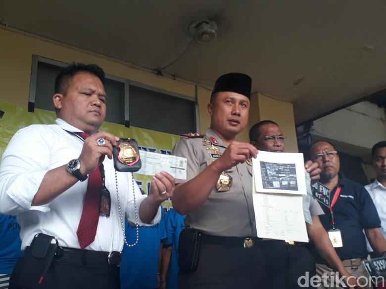 Komplotan Pemalsu STNK di Karawang Pakai Modus Jadi Anggota Polisi