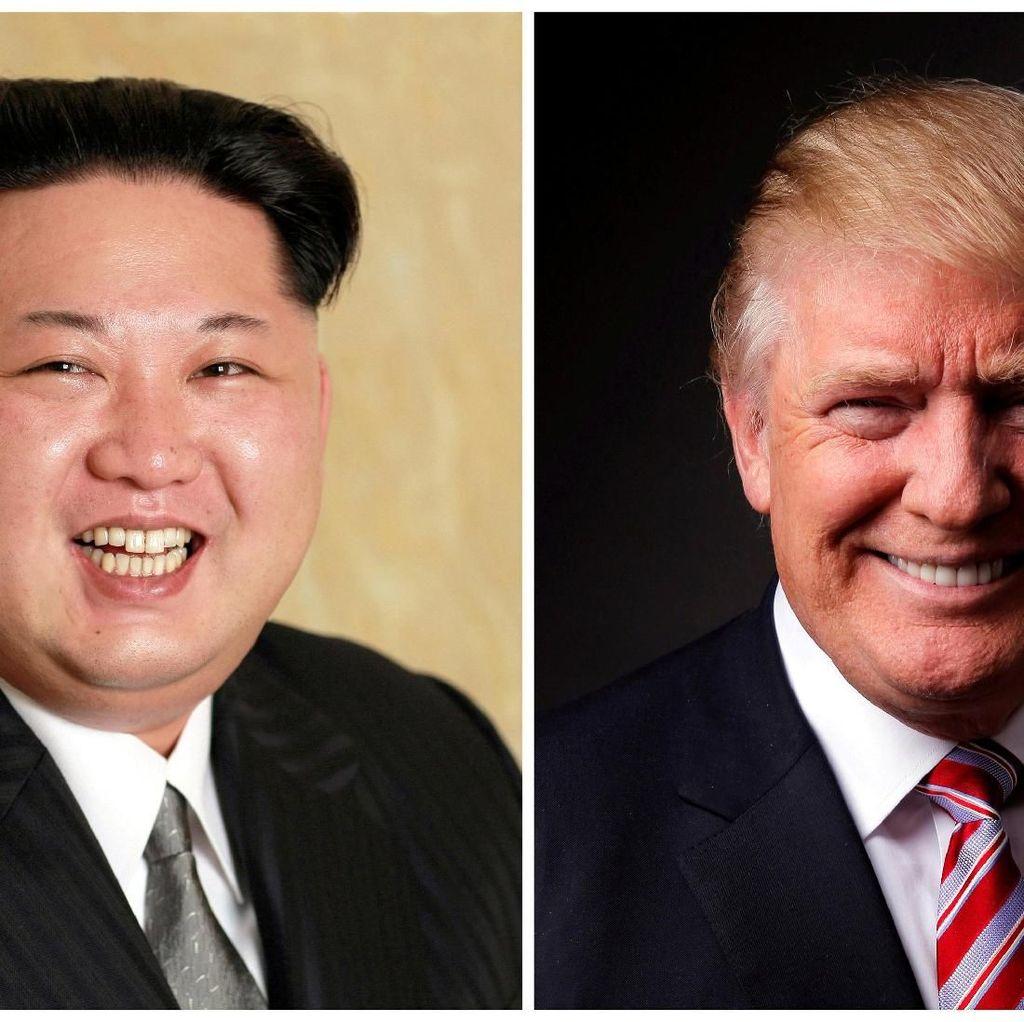 Trump Lontarkan Keraguan Soal Pertemuan dengan Kim Jong-Un