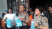 Polisi Bandung Gagalkan Peredaran Sabu Rp 800 Juta