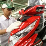 Lebaran, Motor Honda BeAT dan Vario Laris Manis
