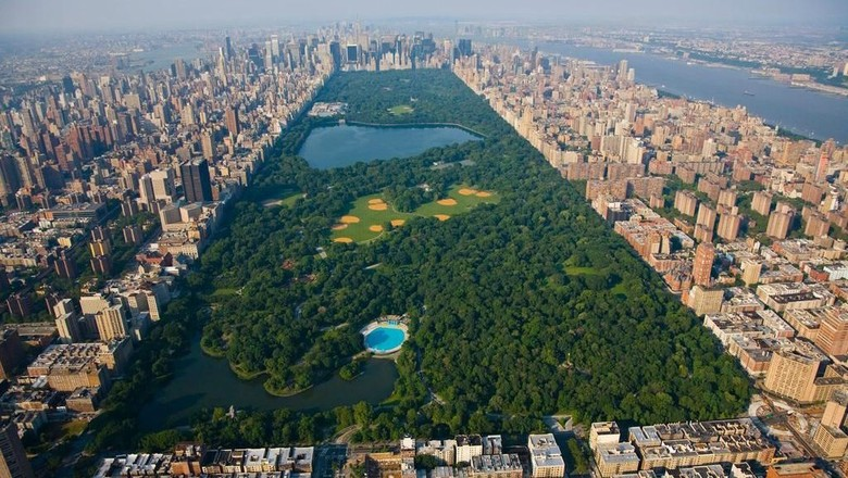 Central Park di New York (Central Park)