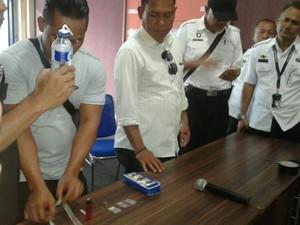 Pesta Narkoba, Istri Wakil Wali Kota Gorontalo Ditangkap