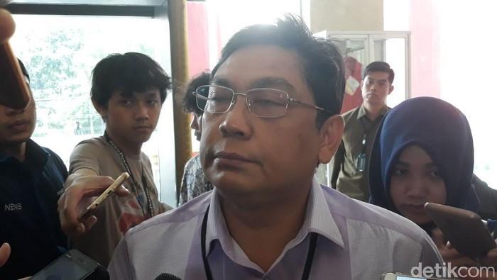 Ketua Fraksi PDIP di DPR Utut Adianto