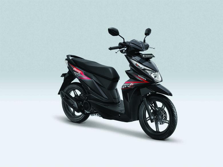 Honda BeAT. Foto: Dok. Astra Honda Motor