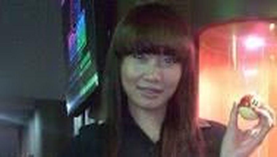 Lucinta Luna dari foto instagram Ely Sugigi.