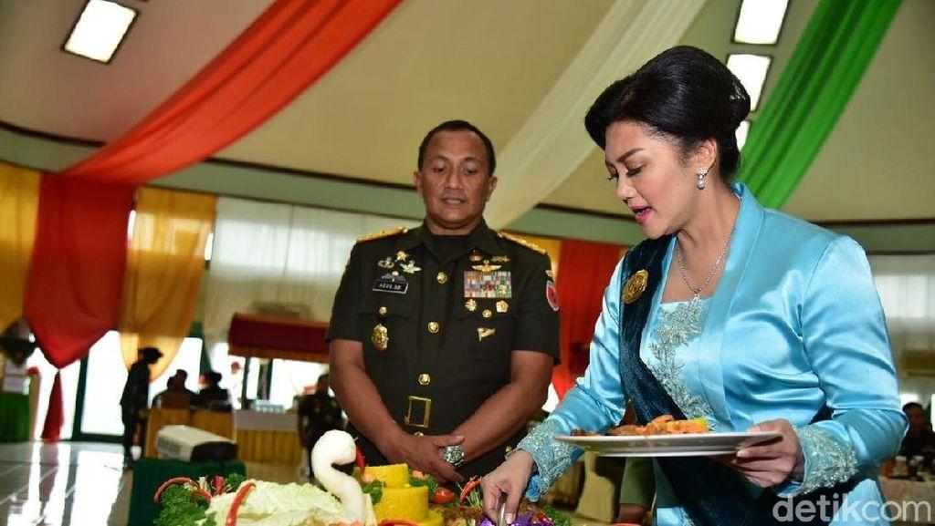 Kabar Terkini Bella Saphira sebagai Istri Mayjen TNI Agus