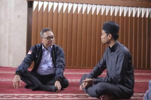 Dukung Dakwah Online, Ketua MPR: Jangan Ada Kebencian di Medsos Kita
