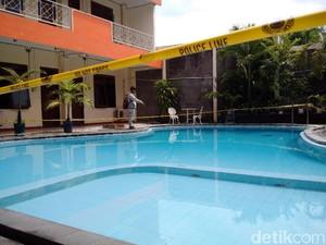 Kesaksian Staf Hotel Lokasi 2 Bocah Tewas Tenggelam di Yogya