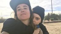 Ellen Page Jadi Transgender Pria, Ini Reaksi Istrinya
