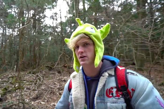 Logan Paul. Foto: (Youtube)
