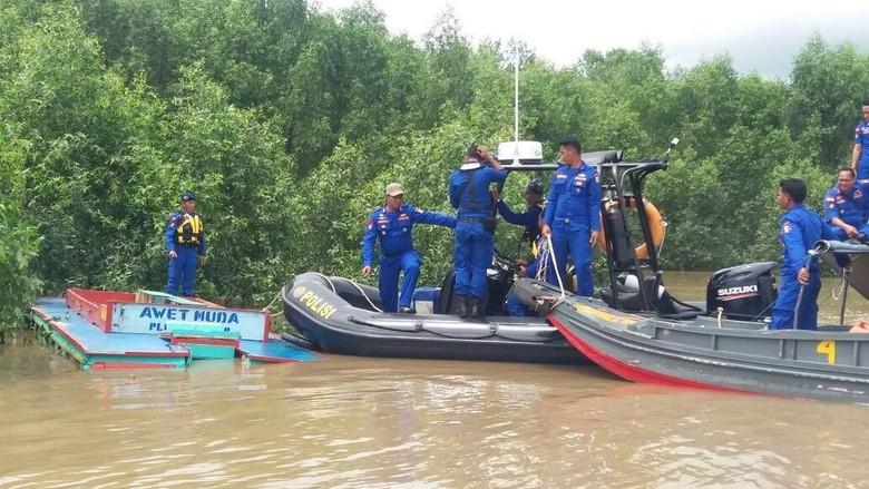 11 Orang yang Hilang di Sungai Musi Tepat di Habitat Buaya
