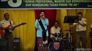Jadi Istri Mayjen TNI Agus, Ini Penampilan Terkini Bella Saphira