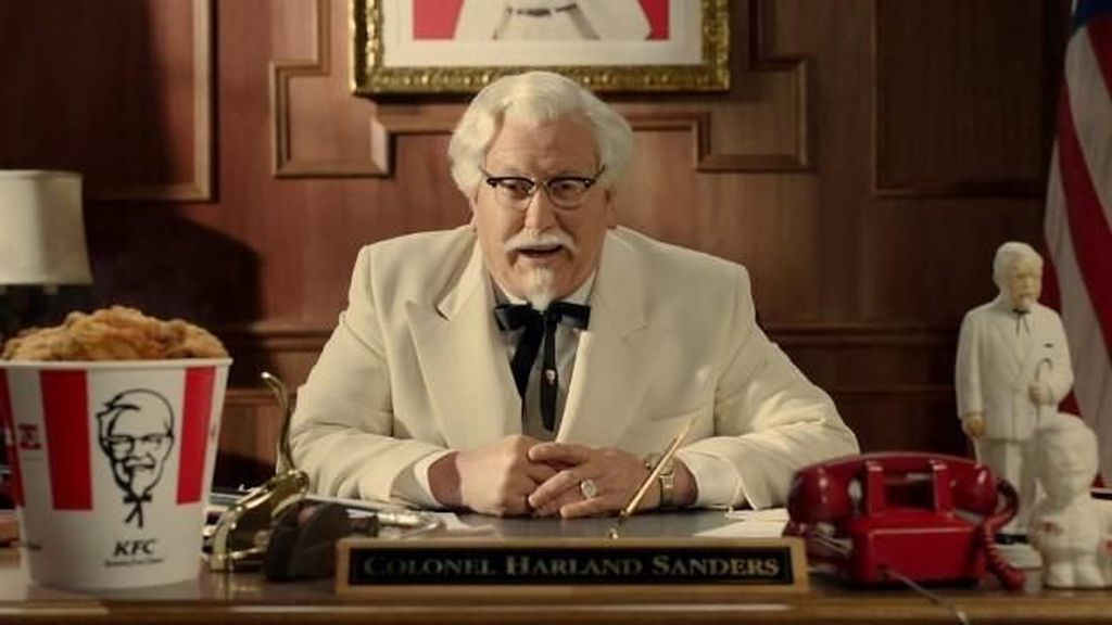 KFC Sindir McDonalds dengan Bikin Parodi Tweet Nuklir Donald Trump