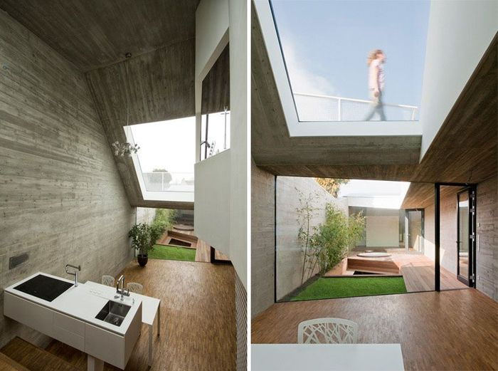 Desain Dapur Dekat Garasi rumah idaman dengan luas lahan kecil foto 5