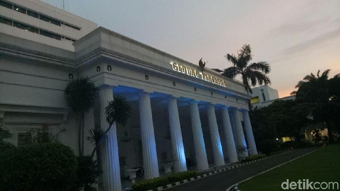 Gedung Kementerian Luar Negeri (Kemlu)