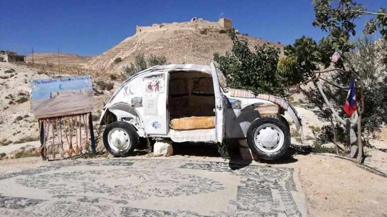 Hotel Volkswagen Beetle. Foto: Dok. CNN