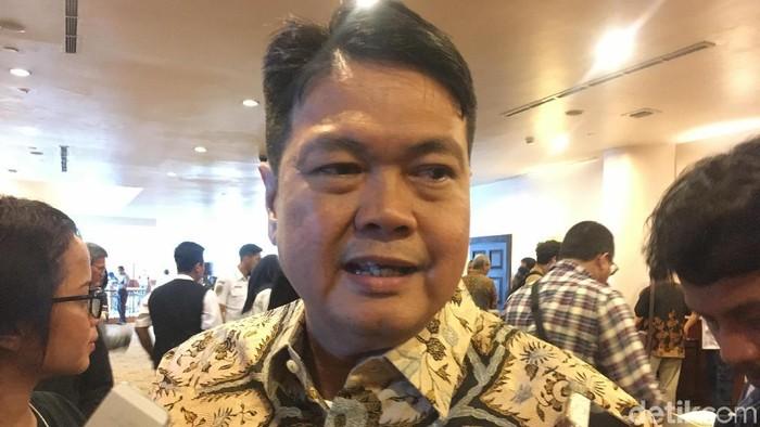 Kadisehub DKI Jakarta Andri Yansyah
