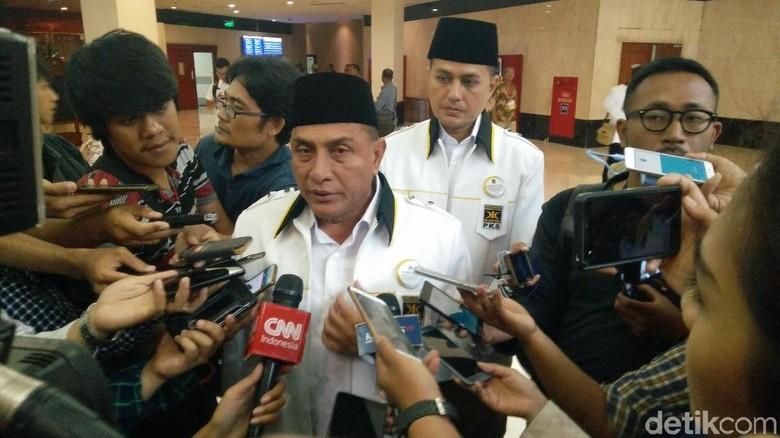 Letjen Edy Pakai Seragam PKS, Ini Kata Kapuspen TNI